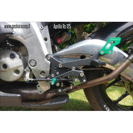 Accessories Rearsets Aprilia Rs 125