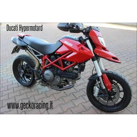 Pedane regolabili ricambi Ducati Hypermotard 620 796 1000 1100