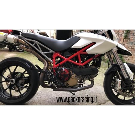 Pedane ricambi freno Ducati Hypermotard 620 796 1000 1100