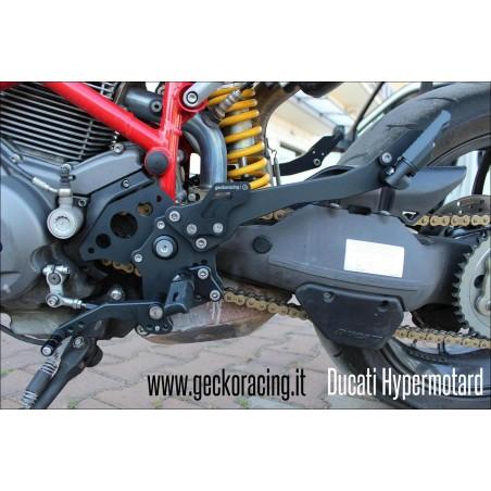Accessori Pedane Ducati Hypermotard 620 796 1000 1100