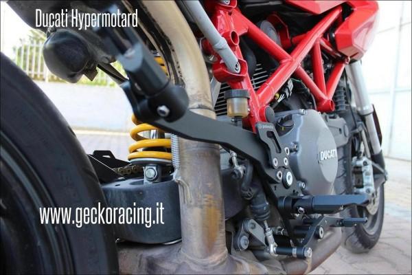 Ricambi leve Pedane Ducati Hypermotard 620 796 1000 1100