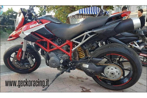 Pedane Ducati Hypermotard 796