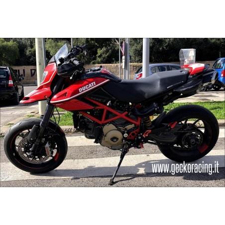 Pedane Ducati Hypermotard 620