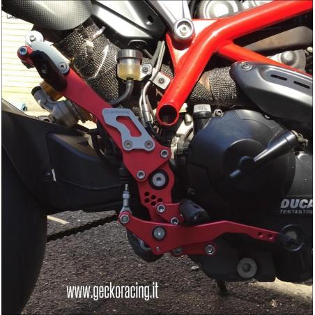 Pedali ricambi Ducati Hypermotard 821, 939