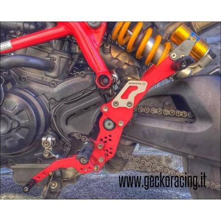 Pedane Ducati Hypermotard 821, 939
