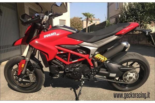 Footrest Rearsets Ducati Hypermotard 821, 939