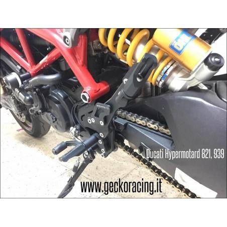 Rearsets Ducati Hypermotard 939