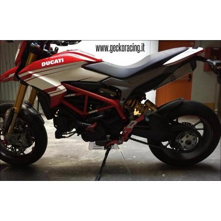 Pedane regolabili Ducati Hypermotard 821, 939