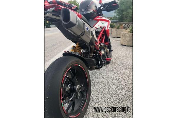 Pedane GeckoRacing Ducati Hypermotard 821, 939
