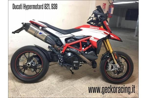 Ricambi leve Pedane Ducati Hypermotard 821, 939