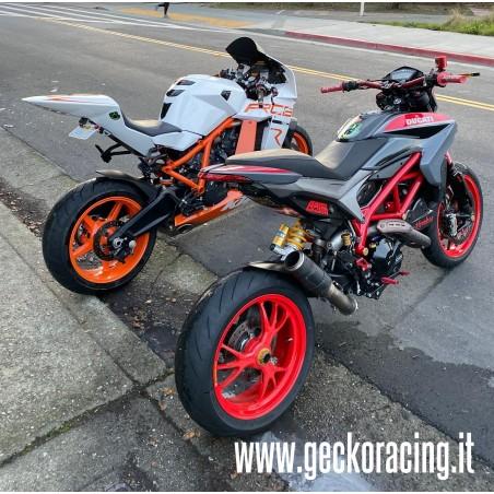 Pedane ricambi freno Ducati Hypermotard 821, 939