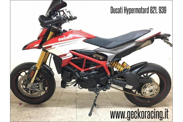 Pegs Accessories Ducati Hypermotard 821, 939