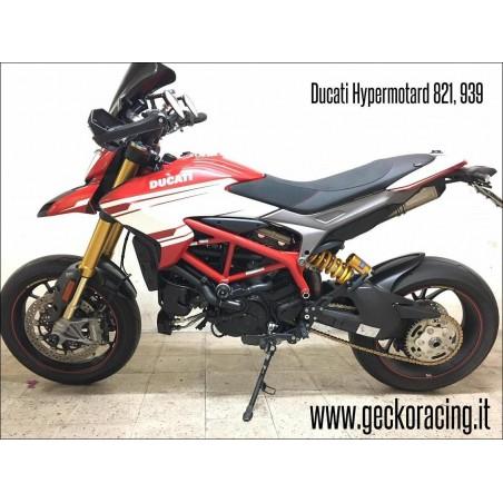 Comandi arretrati Pedane Ducati Hypermotard 821, 939