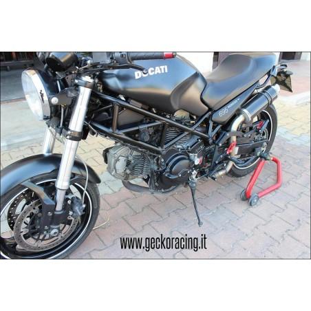 Pedane regolabili ricambi Ducati Monster 600 620 695 750 800 900 1000