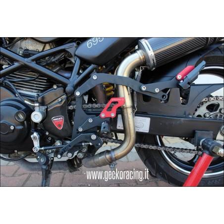 Accessori Pedane Ducati Monster 600 620 695 750 800 900 1000