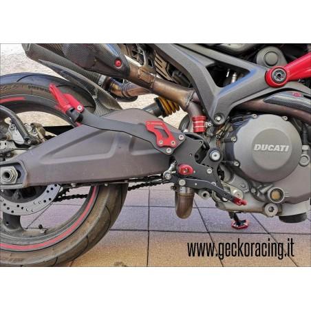 Ricambi Pedane Ducati Monster 696 795 796 1100