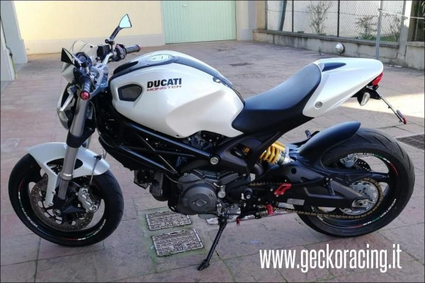 Pedane ricambi freno Ducati Monster 696 795 796 1100