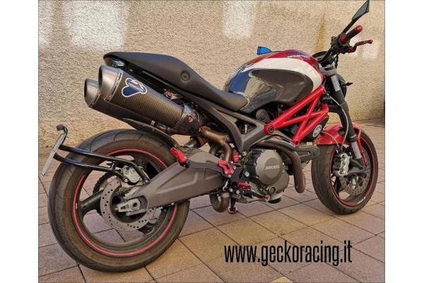 Accessori moto Ducati Monster 696 795 796 1100