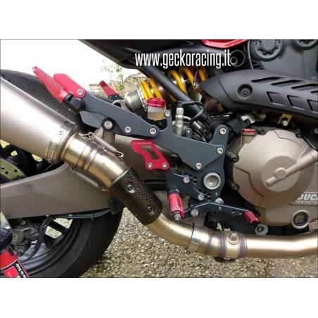 Accessori Pedane Ducati Monster 821, 1200