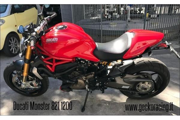 Pedane ricambi cambio Ducati Monster 821, 1200