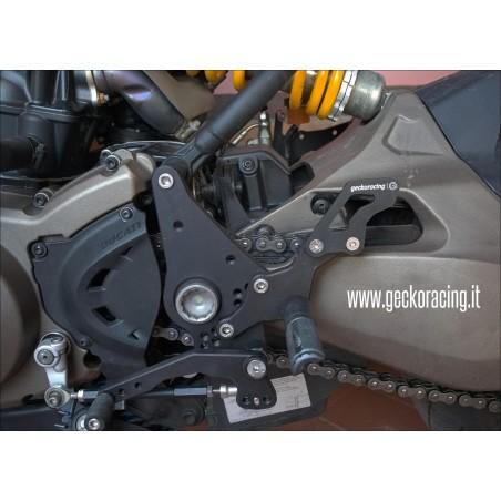 Pedane Ducati Monster 821, 1200