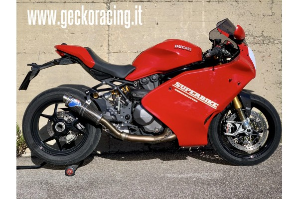 Pedane ricambi freno Ducati Monster 821, 1200