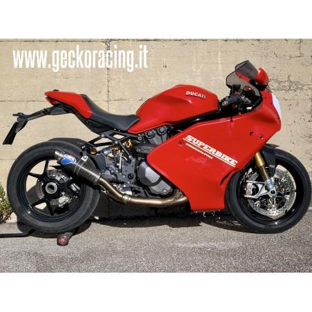 Footrest Rearsets Ducati Monster 821, 1200