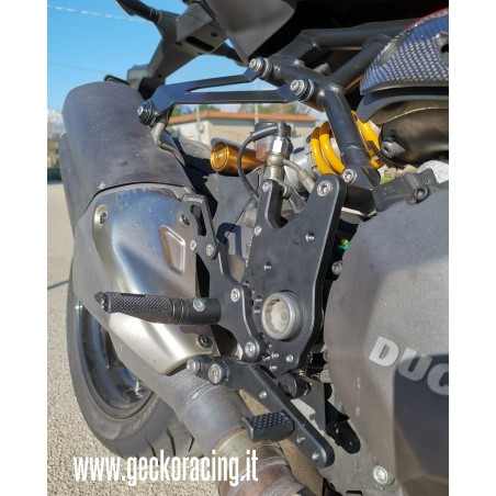 Accessories Rearsets Ducati Monster 821, 1200