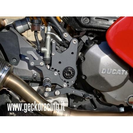 Rearsets Pegs Ducati Monster 821, 1200