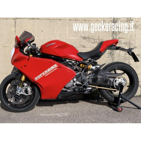 Rear Sets accessories Ducati Monster 821, 1200