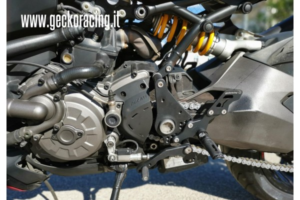 Spare Parts Rearsets Ducati Monster 821, 1200