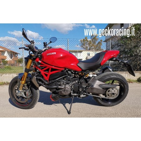 Rearsets brake Spare Parts Ducati Monster 821, 1200