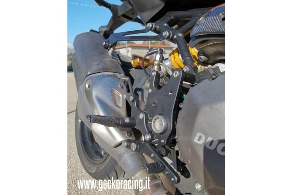 Accessori Pedane Ducati SuperSport 939