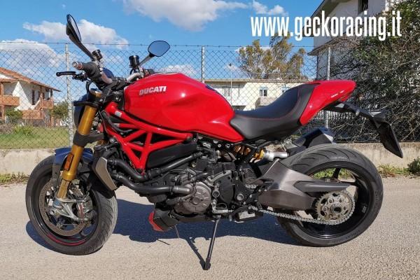Poggiapiedi Pedane Ducati SuperSport 939