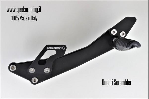 Pedane Passeggero Ducati Scrambler