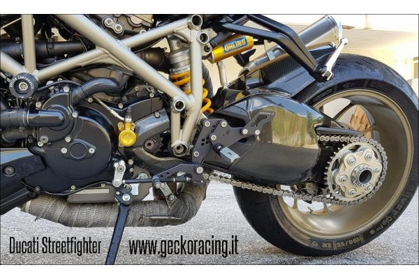 Ricambi Pedane Ducati Streetfighter 848 1098 1100