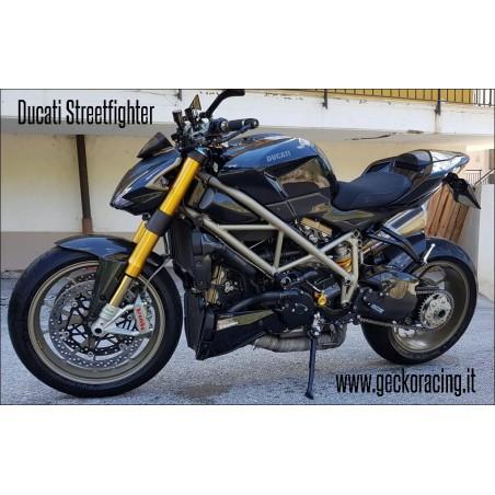Pedane regolabili ricambi Ducati Streetfighter 848 1098 1100