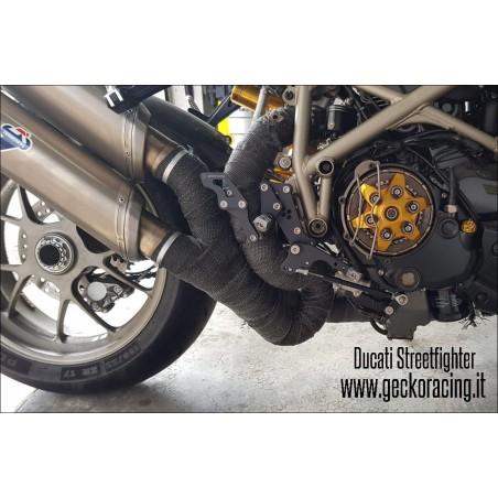 Accessori Pedane Ducati Streetfighter 848 1098 1100