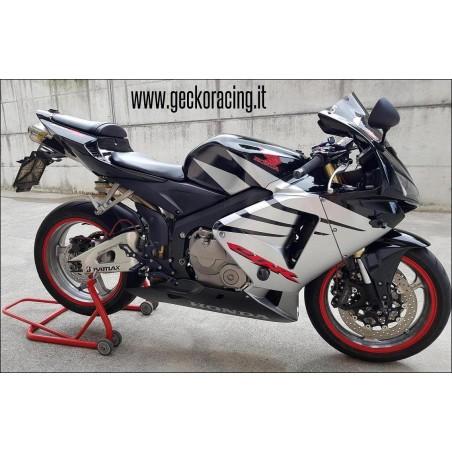 Pedane arretrate accessori Honda CBR 600 RR