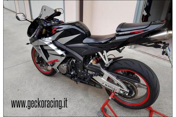 Pedane regolabili ricambi Honda CBR 600 RR