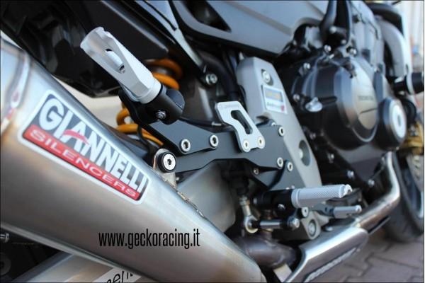 Pedane arretrate accessori Honda Cbr600 F