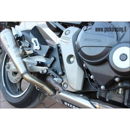 Accessori Pedane Honda Cbr600 F