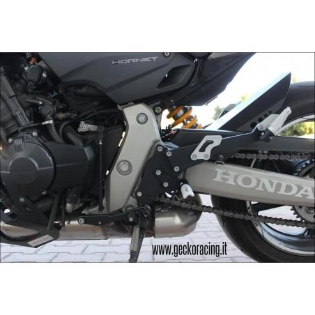 Rear Sets accessories Honda Hornet