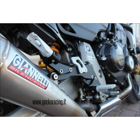 Spare Parts Rearsets Honda Hornet