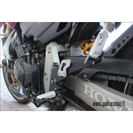 Accessories Rearsets Honda Hornet