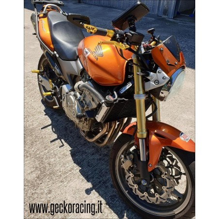 Pedane regolabili ricambi Honda Hornet 600, 900