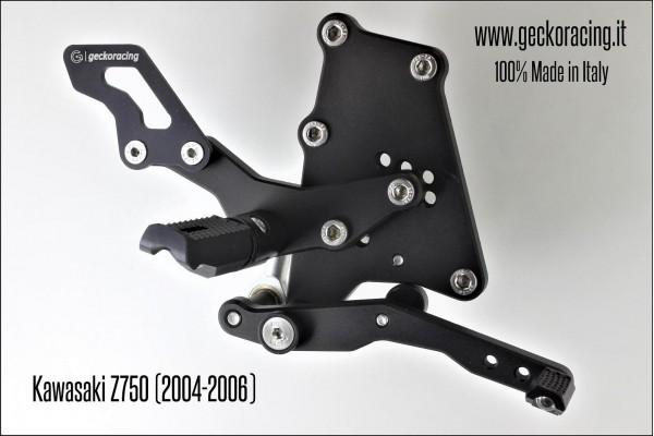 Spare Parts Rearsets Kawasaki Z750
