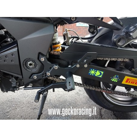 Accessories Rearsets Kawasaki Z750