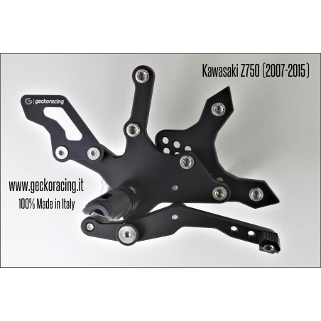Rearsets Adjustable Kawasaki Z750 Brake