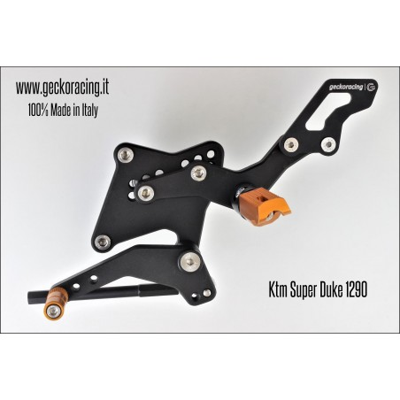 Rearsets Adjustable Ktm Super Duke 1290 Gear